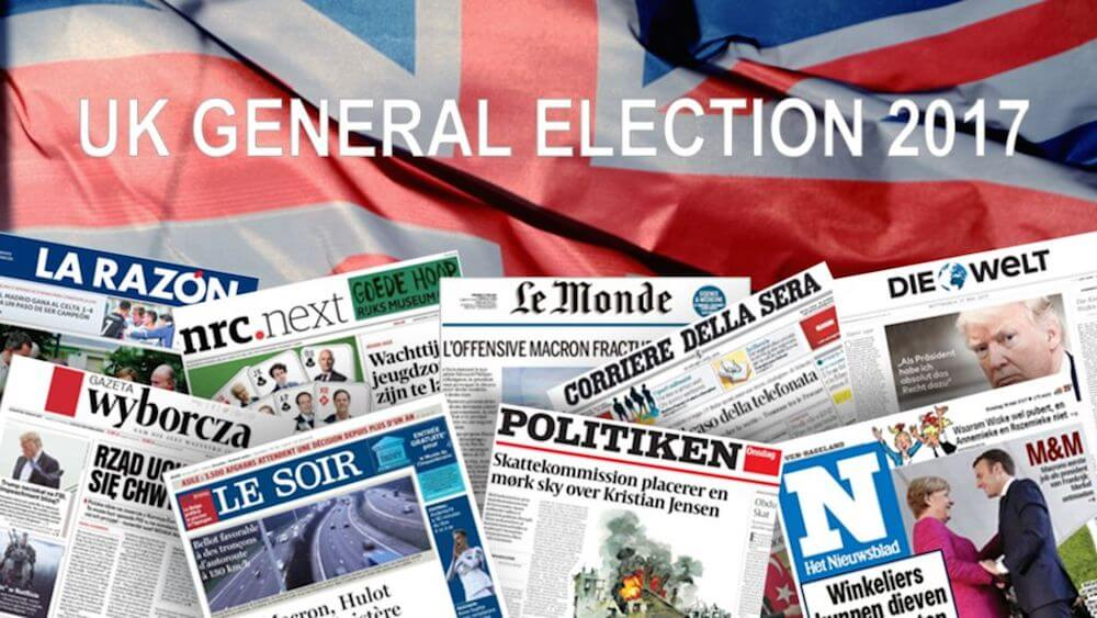 UK General Election 2017: Betfair's Latest Betting Odds