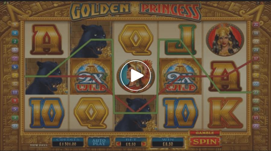 Golden Princess Slot Review