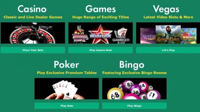 List of Top 10 US Casino Sites for 2018