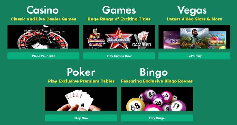 how to payout from online casino