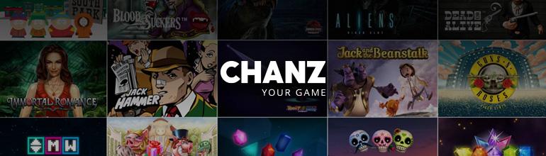 chanz casino mobile app