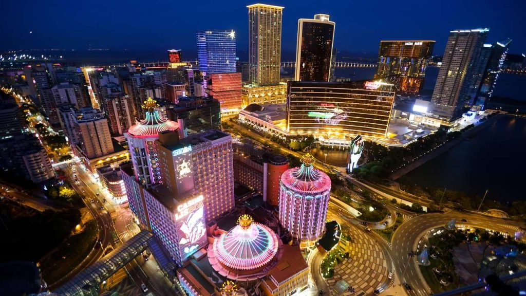 Online Casinos Availble In China