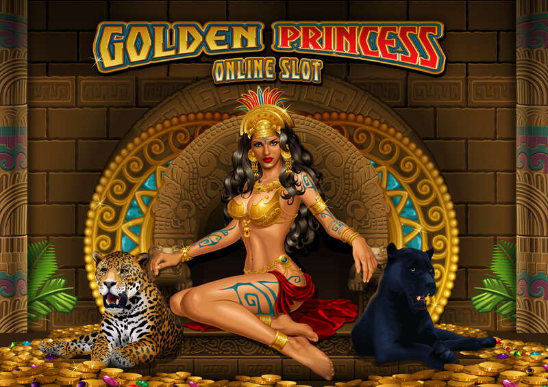 golden princess slots