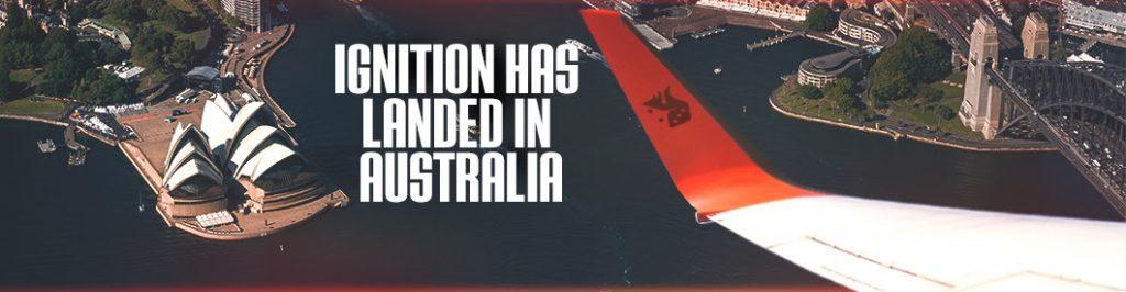 Ignition Casino Launches In Australia