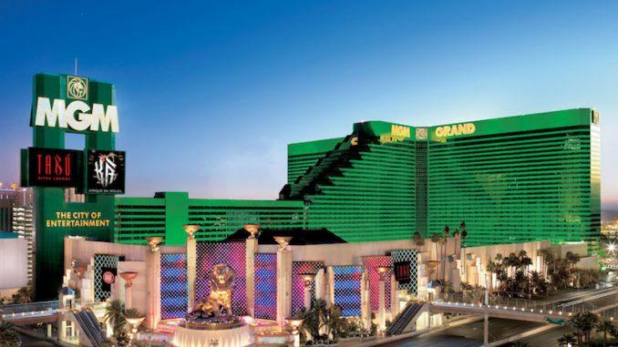MGM Grand Online Casino