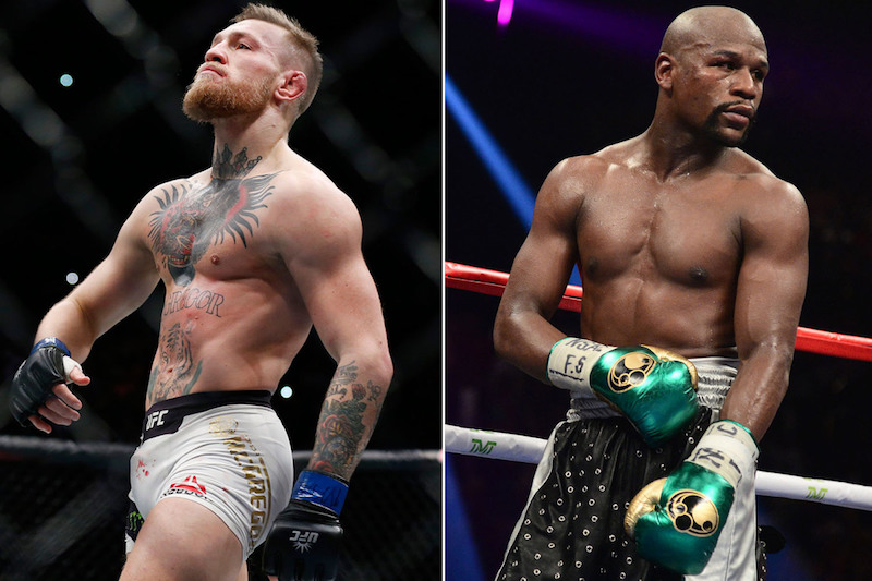 Online Casino Odds For Mayweather vs McGregor