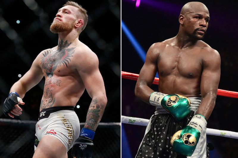 Online Casino Odds For Mayweather vs McGregor