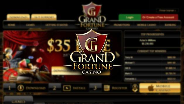 Grand Fortune Casino Review – Online Casino Review