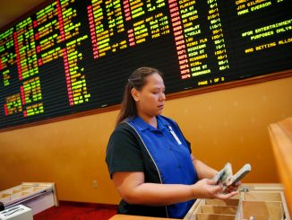 Congress To Repeal Sports Gambling Ban