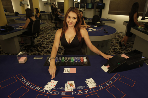 online table casino games