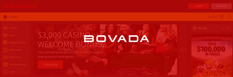 how does boavada casino points work
