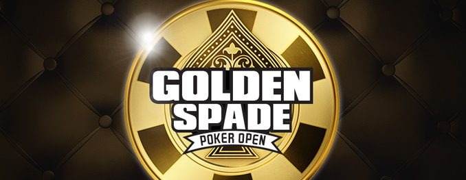 2017 Golden Spade Poker Open Returns at Bovada
