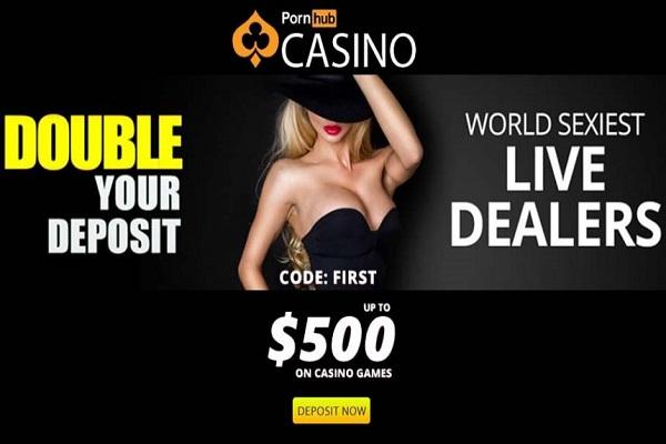 PornHub Casino Bonuses