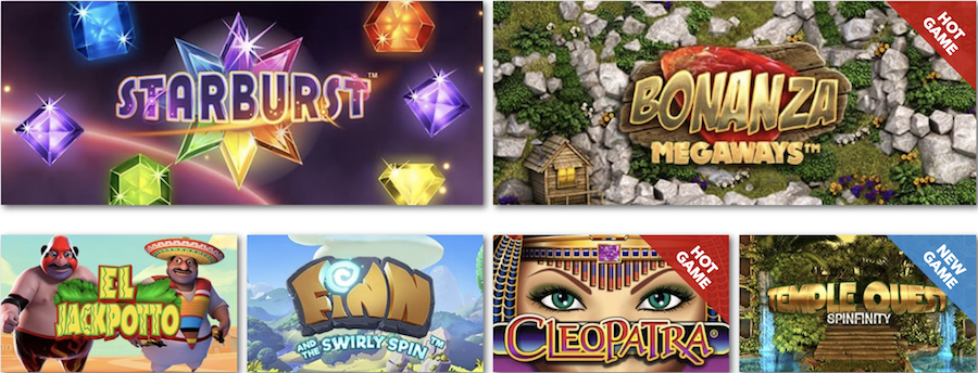 Kerching online casino games