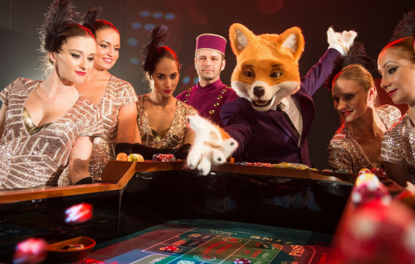 Foxy Casino gaming selection