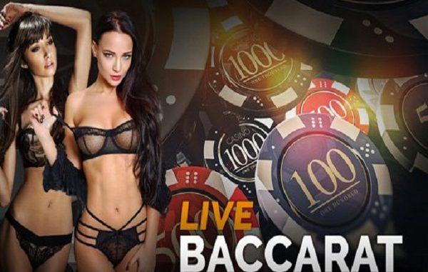 PornHub Casino's LIVE Baccarat