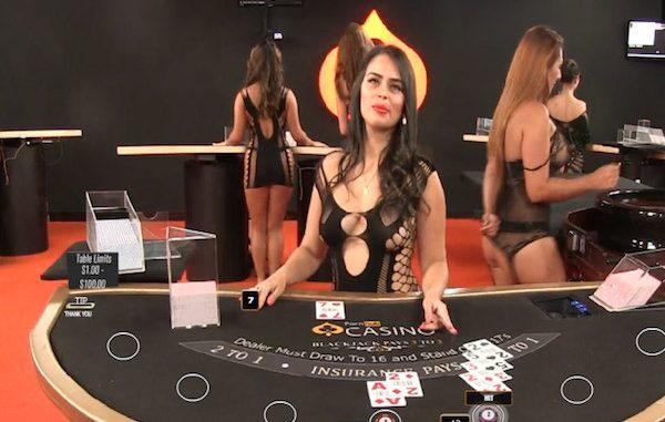 PornHub Casino's LIVE Casino HoldEm
