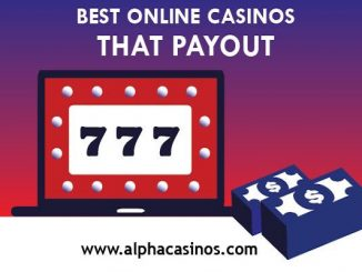 Best Online Casinos That Pay Out for 2018